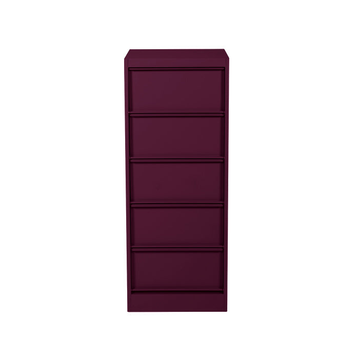 READY TO GO | CC5 Cabinet Aubergine