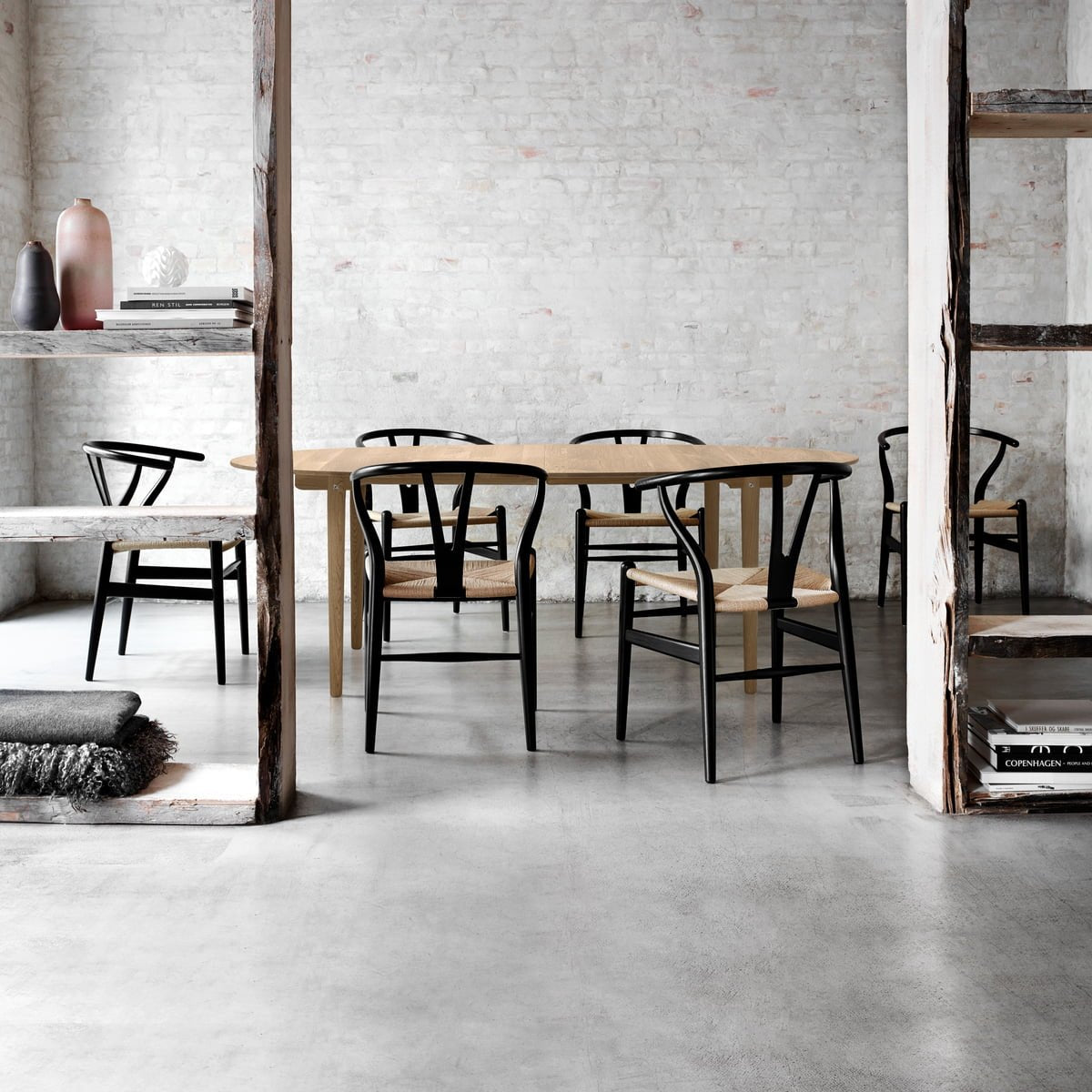 Carl Hansen & Son - CH24 Wishbone Chair - Dining Chair