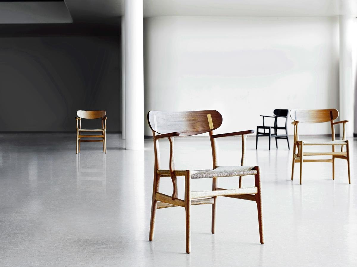 Carl Hansen & Son - CH26 Chair - Dining Chair