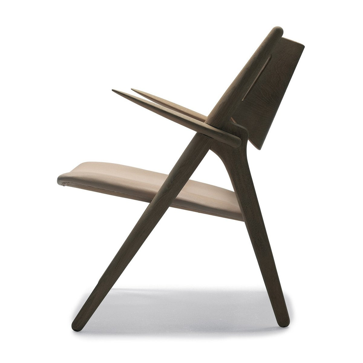 Carl Hansen & Son - CH28P Chair - Armchair
