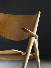 Carl Hansen & Son - CH28T Chair - Armchair