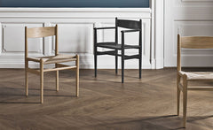 Carl Hansen & Son - CH37 Chair - Dining Chair