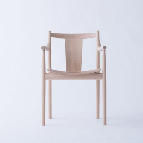 CHORUS Dining Chair Wooden Seat