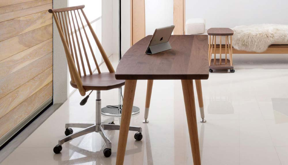 Kashiwa - CIVIL Desk Chair - Dining Chair
