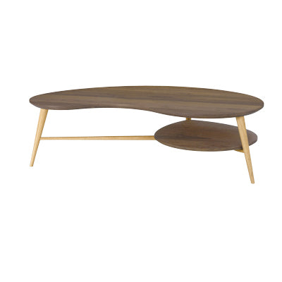 Kashiwa - CIVIL Living Table - Coffee Table