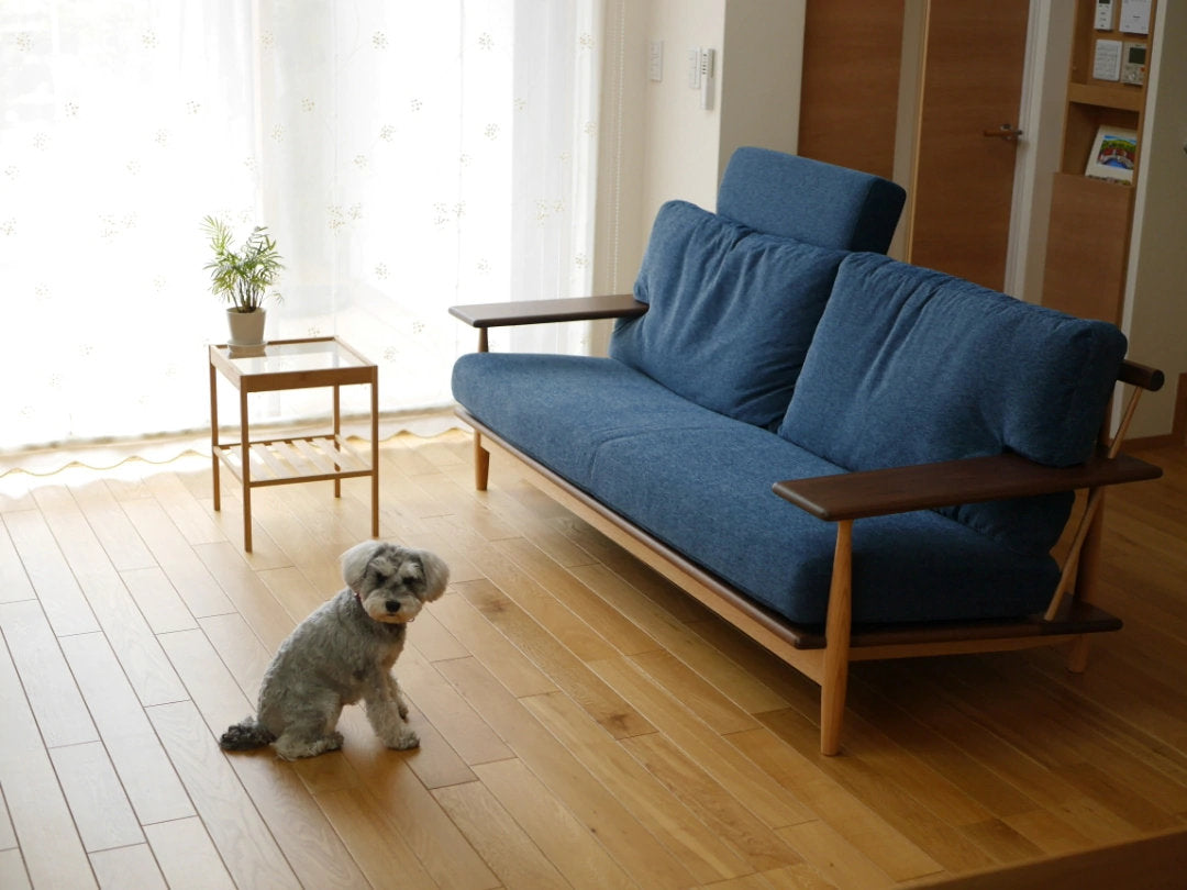 Kashiwa - CIVIL Sofa 2P - Sofa