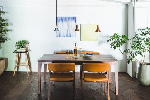 CORONA dining table DT314 - Dining Table - Nagano Interior