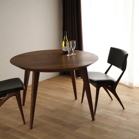 Takumi Kohgei - Creer Dining Round Table - Dining Table