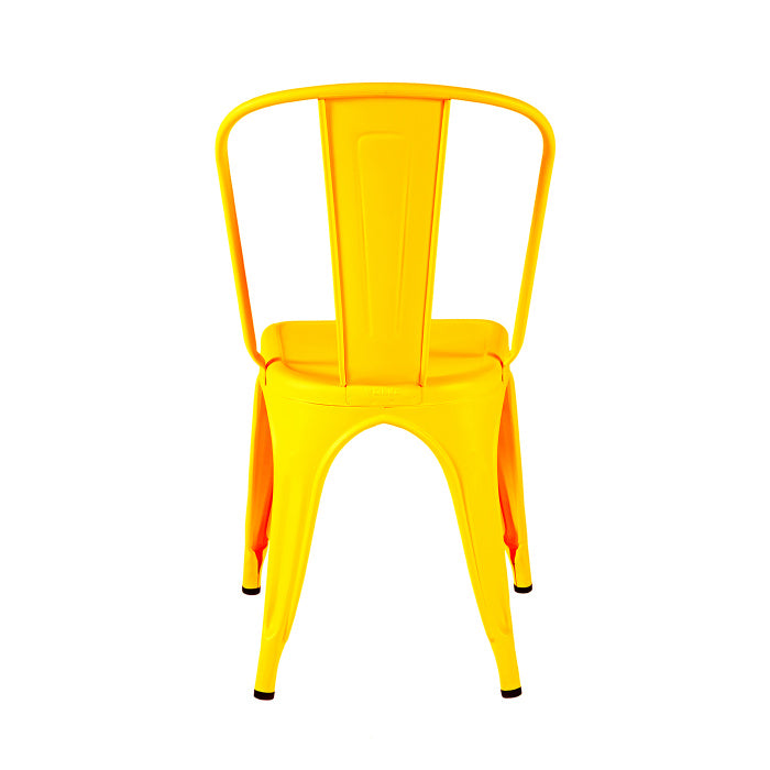 READY TO GO | A Chair stainless steel Jaune Citron