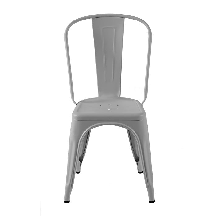 READY TO GO | A Chair stainless steel Gris Souri