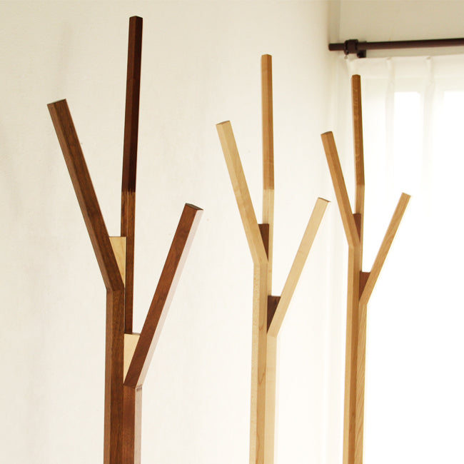 READY TO GO - READY TO GO | Coat Tree Maple - Accessories