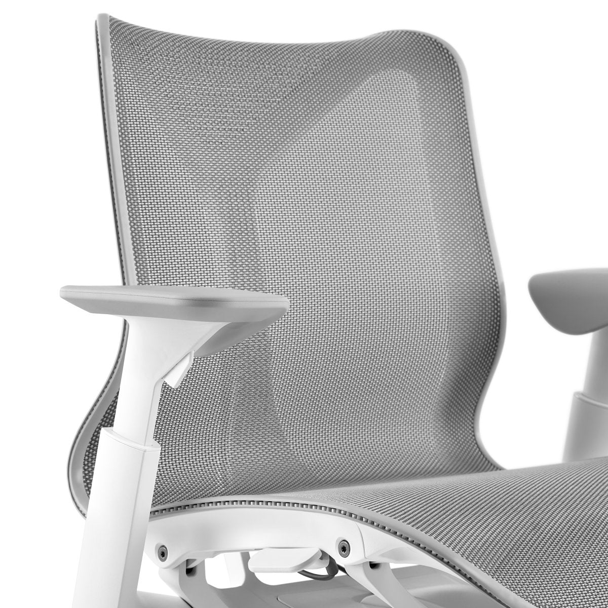 Herman Miller - Cosm Chair Studio White - Task Chair