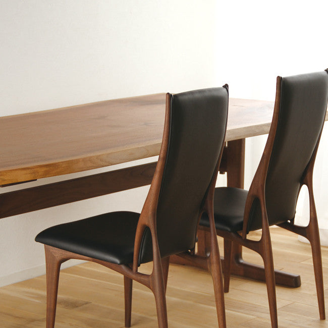 Creer High Back Chair - Dining Chair - Takumi Kohgei