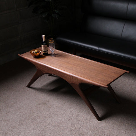 Takumi Kohgei - Creer Slim Living Table - Coffee Table