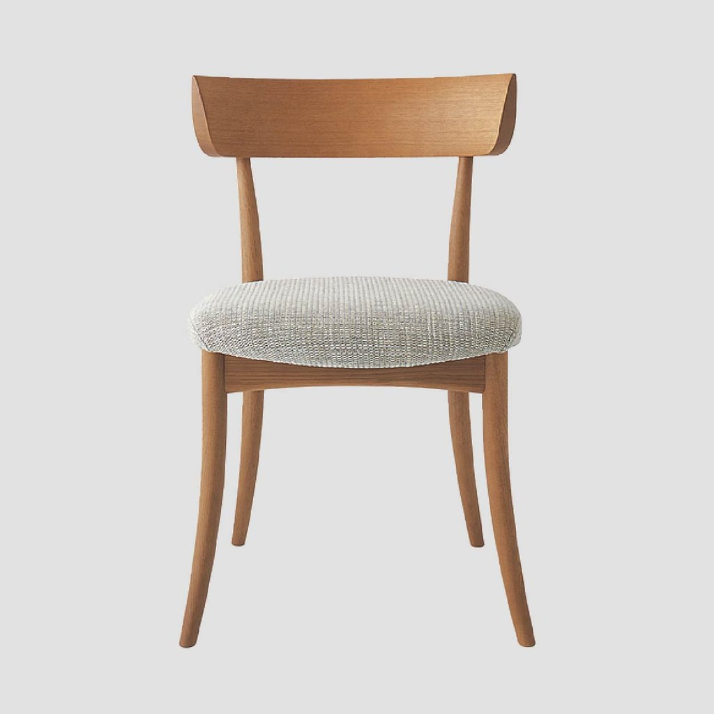 HIDA - CRESCENT Chair Oak - Dining Chair
