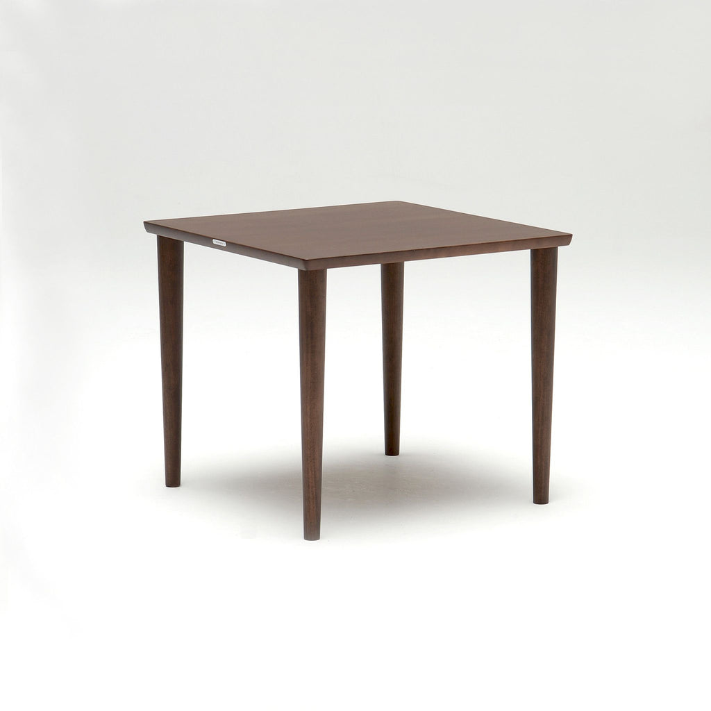 dining table 800 mocha brown - Dining Table - Karimoku60