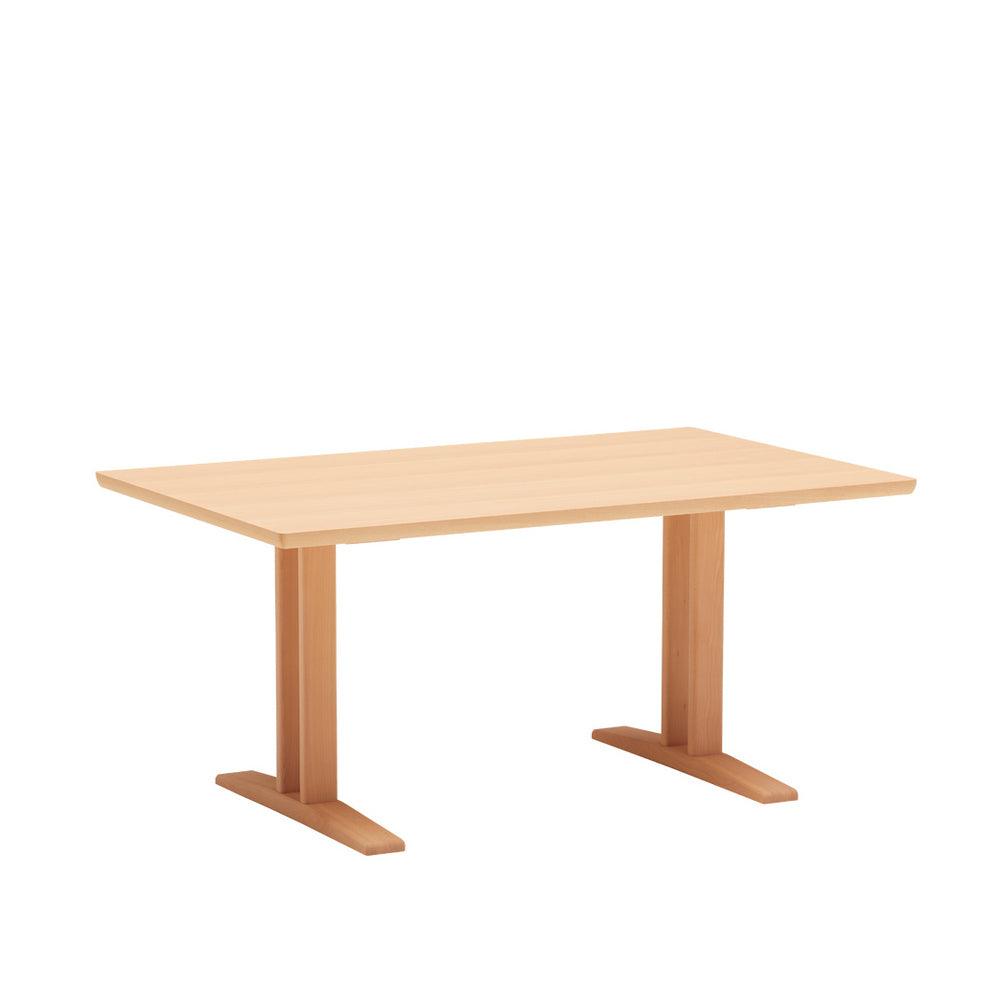 living dining table T beech
