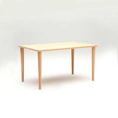 dining table 1300 beech - Dining Table - Karimoku60