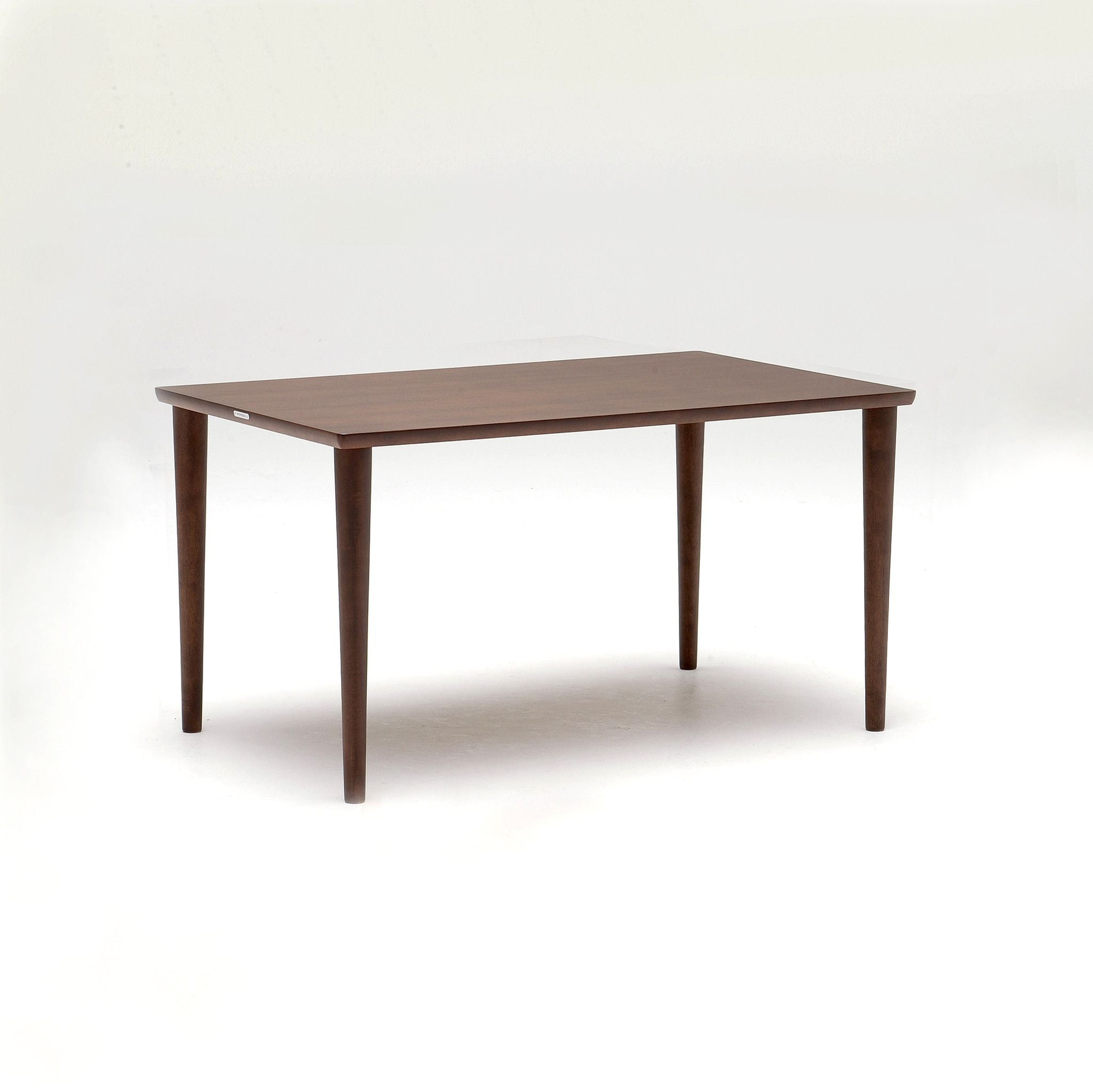Karimoku60 - dining table 1300 mocha brown - Dining Table