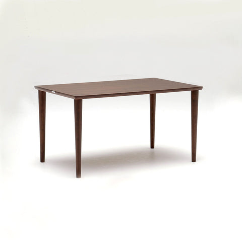 dining table 1300 mocha brown - Dining Table - Karimoku60