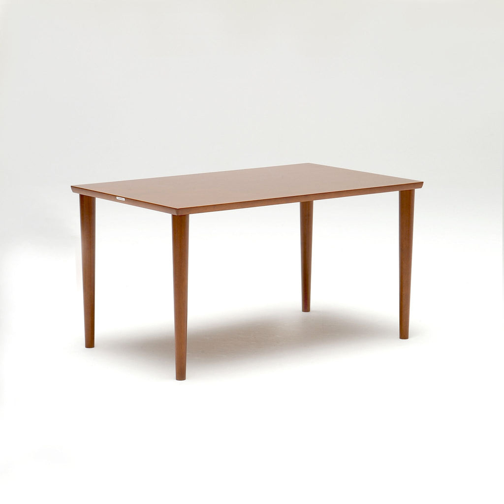 dining table 1300 walnut