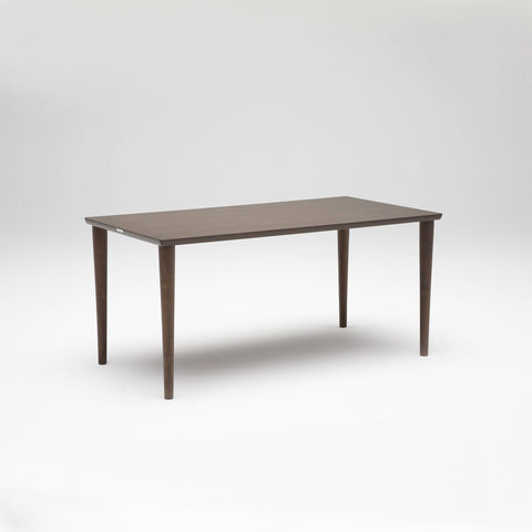 dining table 1500 mocha brown - Dining Table - Karimoku60