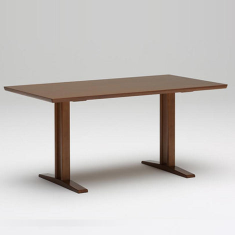 dining table T 1500 walnut - Dining Table - Karimoku60