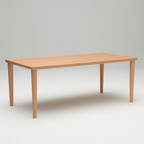 dining table 1800 beech - Dining Table - Karimoku60
