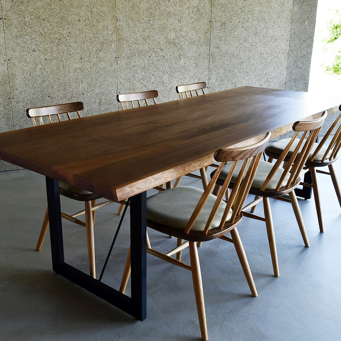 LAND DT029 table - Dining Table - Nagano Interior