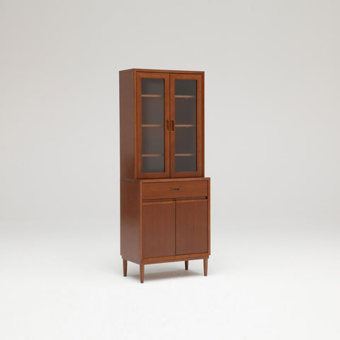 Karimoku60 - glass top cabinet - Cabinet