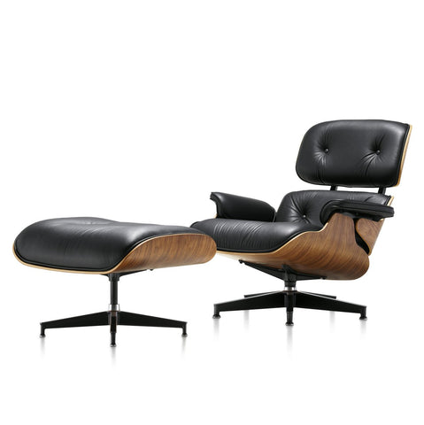 Herman Miller - Eames Lounge Chair and Ottoman - Armchair