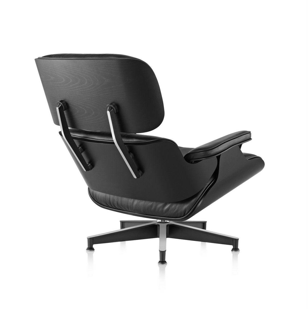 Herman Miller - Eames Lounge Chair and Ottoman Ebony - Armchair