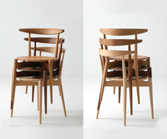Nissin - FORMS Chair 452 - Dining Chair