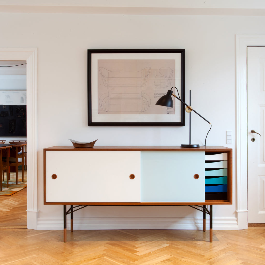 Sideboard with Tray Unit