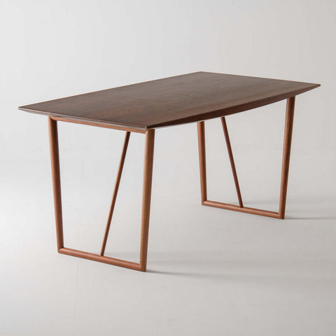 Nissin - Forms L Dining Table - Dining Table
