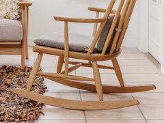 Friendly rocking chair LC318-1P - Rocking Chair - Nagano Interior