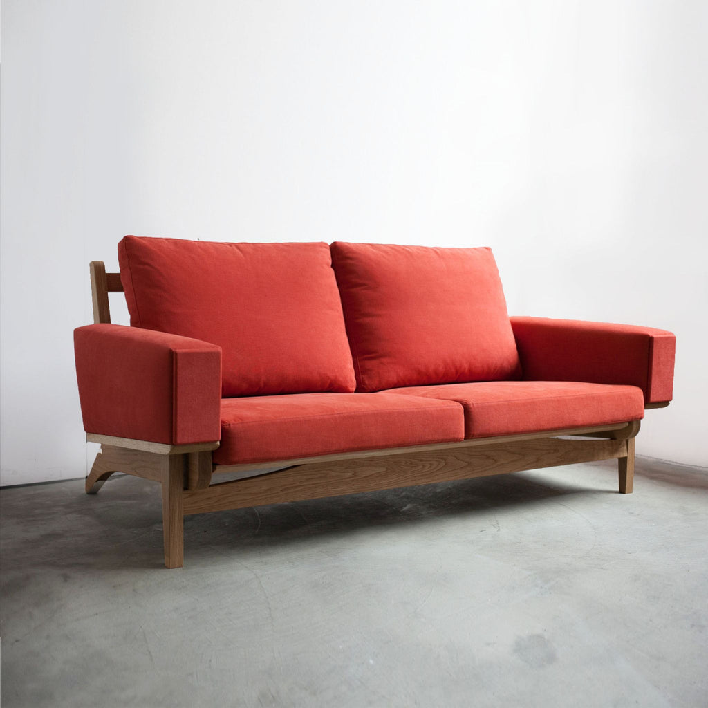 Normal Low Sofa 2P - Sofa - greeniche