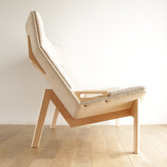 Takumi Kohgei - Grande 3P Sofa Maple - Sofa