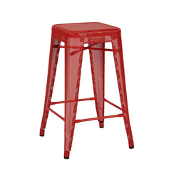TOLIX - H65 Stool Perforated - Stool