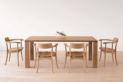 HIDA - HTS Dining Table Oak - Dining Table