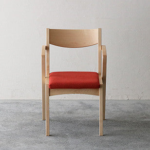 TASTO arm chair DC315-1W - Dining Chair - Nagano Interior