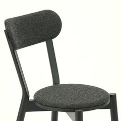 Karimoku New Standard - CASTOR CHAIR PAD black