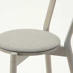 Karimoku New Standard - CASTOR CHAIR PAD grain gray - Dining Chair