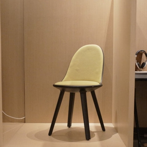 OUT OF STOCK - SECOND LIFE_KALOTA oval chair - Dining Chair