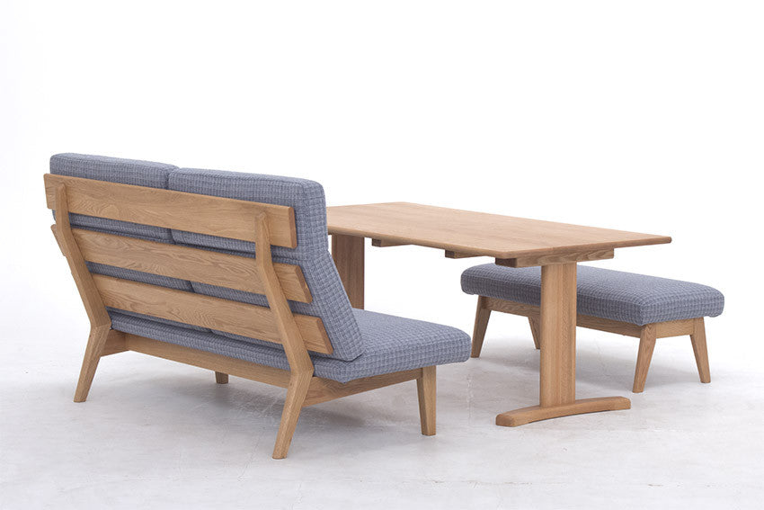 Nagano Interior - SOLID bench KC016-4S - Bench