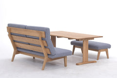 SOLID bench KC016-4S - Bench - Nagano Interior