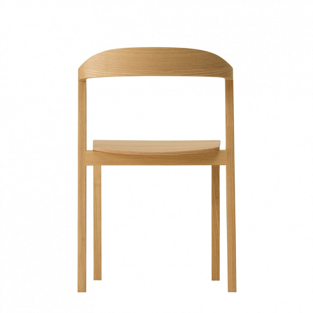 Conde House - KIILA Dining Chair Wooden Seat - Dining Chair