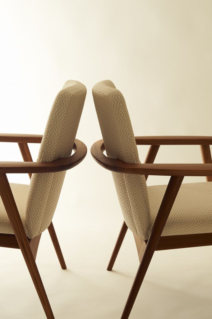 HIDA - KISARAGI LD Arm Chair - Armchair