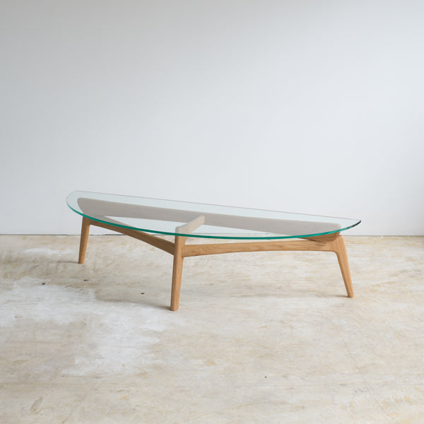 Luu table glass top