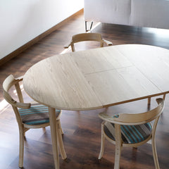 MOM EX Round Dining Table - Dining Table - Conde House